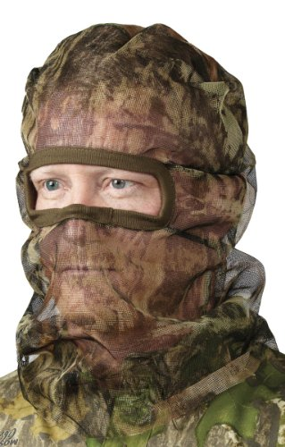 Hunter's Specialties Inc. Mossy Oak Break-Up Head Net, One Size Fits Most, Camo