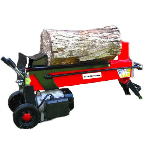 Powerhouse XM-380 7-Ton Electric Hydraulic Log Splitter