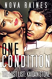 One Condition by Nova Raines ebook deal