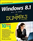 img - for Windows 8.1 All-in-One For Dummies book / textbook / text book
