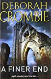 Deborah Crombie A Finer End (Bello)