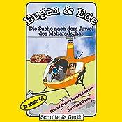 Die Suche nach dem Juwel: Ihr neunter Fall (Eugen & Ede 9) | Olaf Franke, Tim Thomas