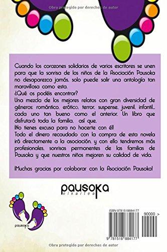 Un Relato Por Pausoka: Antología Solidaria