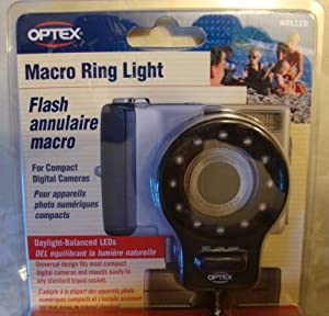 Optex LED Macro Ring Light