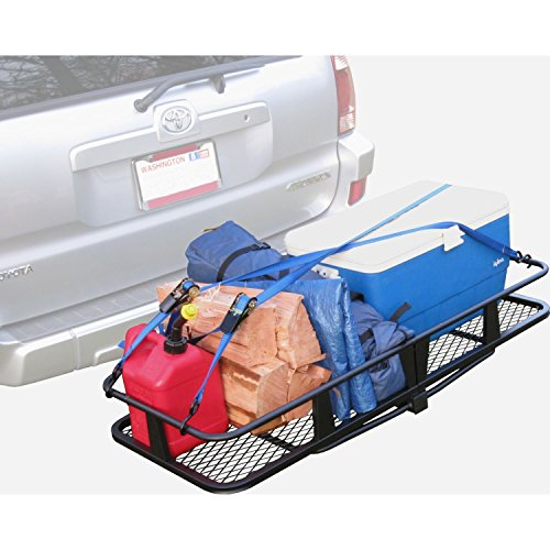 Five Star Cargo Carrier W//ramp 32 W and Scooters Equipment to Load Snow Blowers Power Wheelchairs Dimensions: 48 Long X 32 Wide
