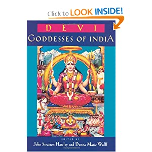 Devi: Goddesses of India (Comparative Studies in Religion and Society)