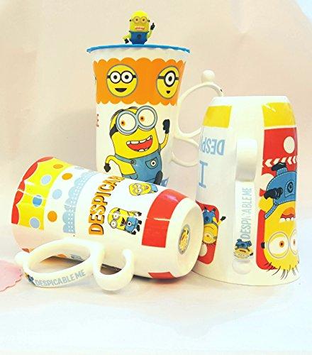 Satyam Kraft Diwali Collection Minions Printed Ceramic Coffee Mug