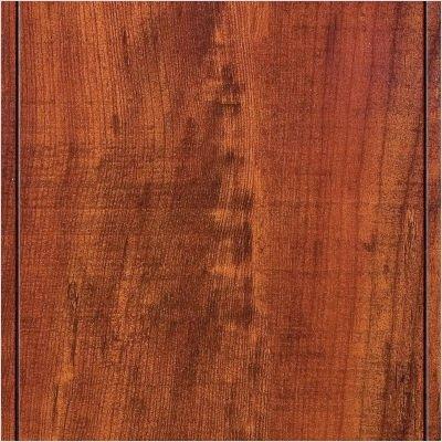 Brazilian Hickory 10mm Laminate Flooring w/ Underlayment