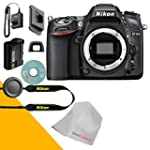 Nikon D7100 Camera Body Only with All...
