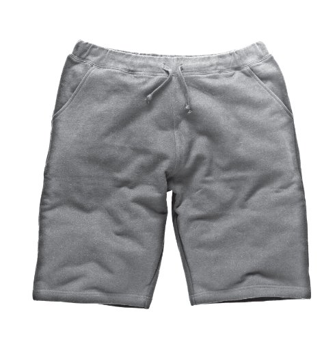 Dickies - Fallbrook Short, Pantaloncini sportivi Uomo, Grigio (Grey Melange), XX-Large (Taglia Produttore: XX-Large)