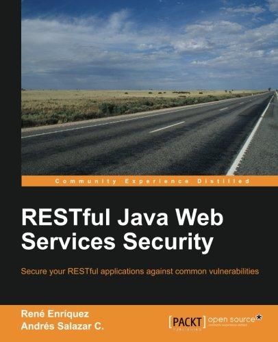 RESTful Java Web Services Security [Enriquez, Rene - C., Andres Salazar] (Tapa Blanda)