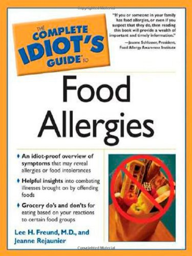 The Complete Idiot'S Guide To Food Allergies