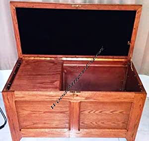 CEDAR CHEST Paper Plans SO EASY BEGINNERS LOOK LIKE EXPERTS Build Your Own SHAKER TOY STORAGE Hope Blanket Box Using This Step By Step DIY Patterns by WoodPatternExpert