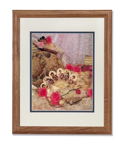 Oak Bedroom Vanity front-1079177