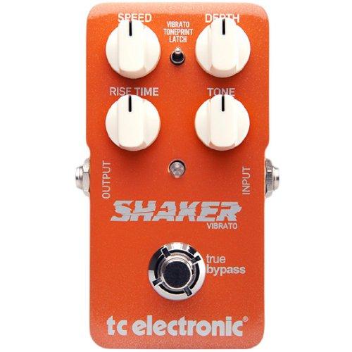 Tc Electronic Tc Electronic Effets Guitare Shaker Vibrato