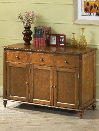 Buy Low Price Home Decorators Collection Hyde Park 3 door Buffet (B0045UGV4K)