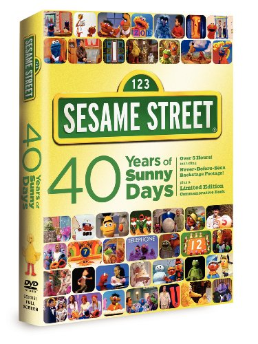 Sesame Street: 40 Years of Sunny Days Picture