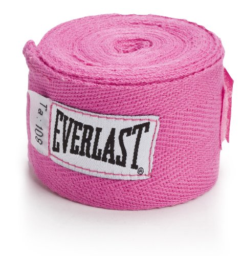 Everlast Hand Wraps (2 x 108-Inch, Pink) (Boxing Wraps compare prices)