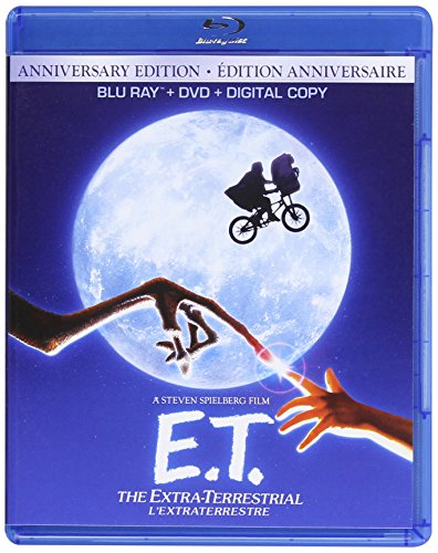E.T. The Extra-Terrestrial - Anniversary Edition (Blu-ray + DVD + Digital Copy)