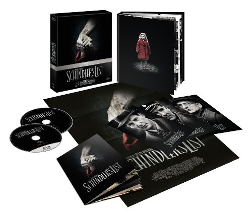 【Amazon.co.jp限定】シンドラーのリスト 製作20周年コレクターズ・ボックス(完全数量限定) [Blu-ray]