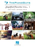 Piano Guys The Piano Guys: Simplified Favorites, Vol. 1: Easy Piano/Optional Cello