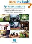The Piano Guys: Simplified Favorites,...