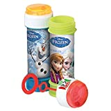 6 x Disney Frozen Bubbles - Baignoires Bubble - Sac Parti Jouets - Frozen Parties