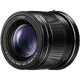 Panasonic H-HS043E-K Lichtstarkes Micro-FourThirds-Objektiv mit 42,5 mm Festbrennweite (85 mm KB) ideal für Portrait-Aufnahme