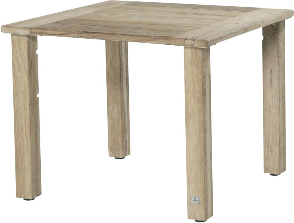 Tisch Casa Teak 90x90cm online kaufen