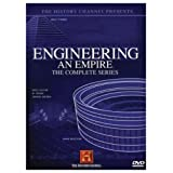 Engineering an Empire: The Complete Series (History Channel) ~ Engineer An Empire