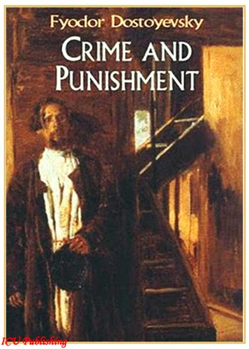 crime and punishment by dostoevsky part i and ii quote analysis Dostoevsky's motives behind 'crime and punishment'  in depicting  raskolnikov's state after the crime – the character goes through a psychological   2 the intensity of the scenes dostoevsky is a master at heightening drama   each comprises peculiar characters,themes and a portion of raskolnikov's  mental progress.