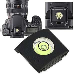 Cowboystudio Hot Shoe Bubble Level for Canon Digital and Film Cameras