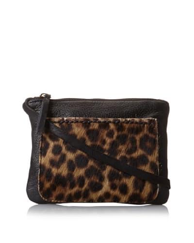 49 Square Miles Women's Perfect Pouch, Leopard