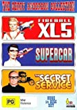 The Gerry Anderson Collection - 14-DVD Box Set ( Fireball XL5 / Supercar / The Secret Service )