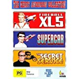 The Gerry Anderson Collection - 14-DVD Box Set ( Fireball XL5 / Supercar / The Secret Service )by John Bluthal