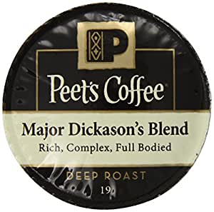FREE SAMPLE - Peet's Coffee & Tea + Peet's Single Cup 2pk (Free with purchase of a qualifying item)