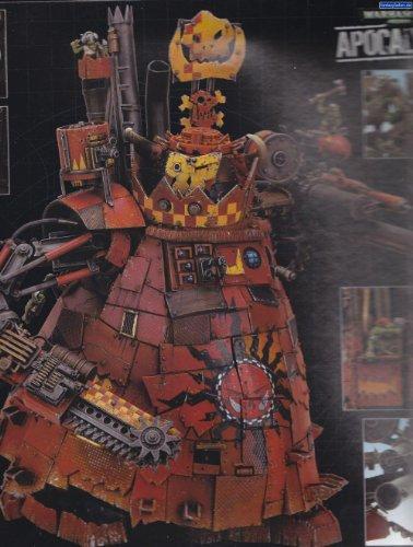 Space Ork Stompa 2009 - Warhammer 40K