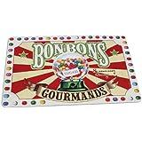 Natives - Set De Table Bonbons Gourmands - Taille : 43,5 X 28,5 Cm