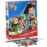 Cardinal Toy Story 3 Oval 46 Piece Floor Puzzle