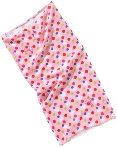Lassig Twister Sweat Wicking Multi Use Scarf Hairband and Headband, Bubbles