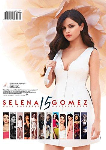 Selena gomez 2015 calendar