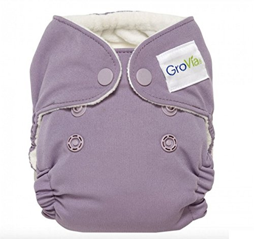 Newborn AIO Cloth Diaper - New Style