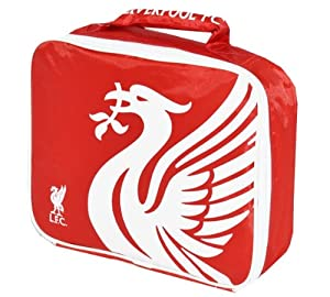 Official Football Team Soft Lunch Bag/Cooler (Liverpool FC) by Official Football Merchandise