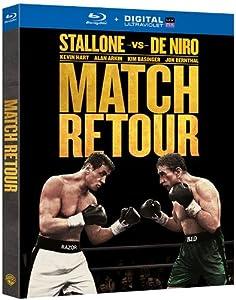 Match retour - Blu-Ray + Digital HD Ultraviolet [Blu-ray] [Blu-ray + Copie digitale]