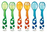 Munchkin 6 Piece Fork and Spoon Set thumbnail