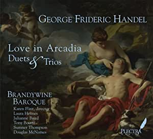 Love in Arcadia-Duets & Trios