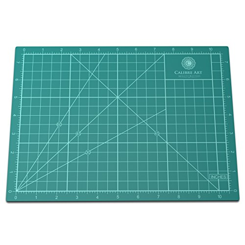 Self healing rotary cutting mat 9x12 best for kids craft for Self healing craft mat