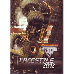 Monster Jam Freestyle 2012