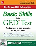 img - for McGraw-Hill Education Basic Skills for the GED Test with DVD (Book + DVD Set) (Mcgraw Hill's Pre Ged) book / textbook / text book