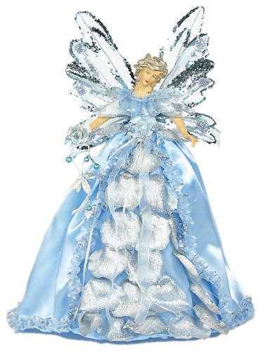 how to make weeping angel christmas tree topper